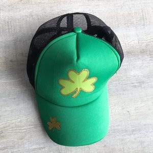🎀St Patrick's Green Lucky Hat 🧢